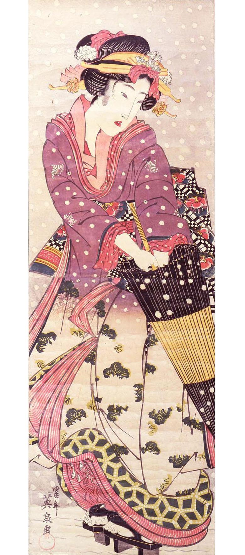 江戸ッ娘 – kawaiiの系譜   太田記念美術館 ota memorial museum of art